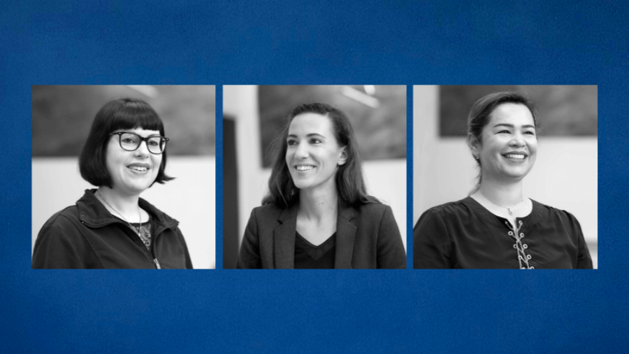 BDP welcomes three new colleagues to the team