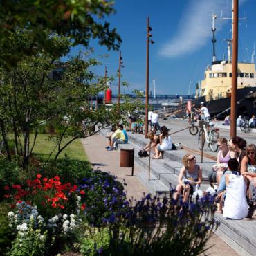 Case - Cruise destination Aalborg, Denmark 1
