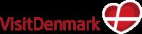 VisitDenmark logo