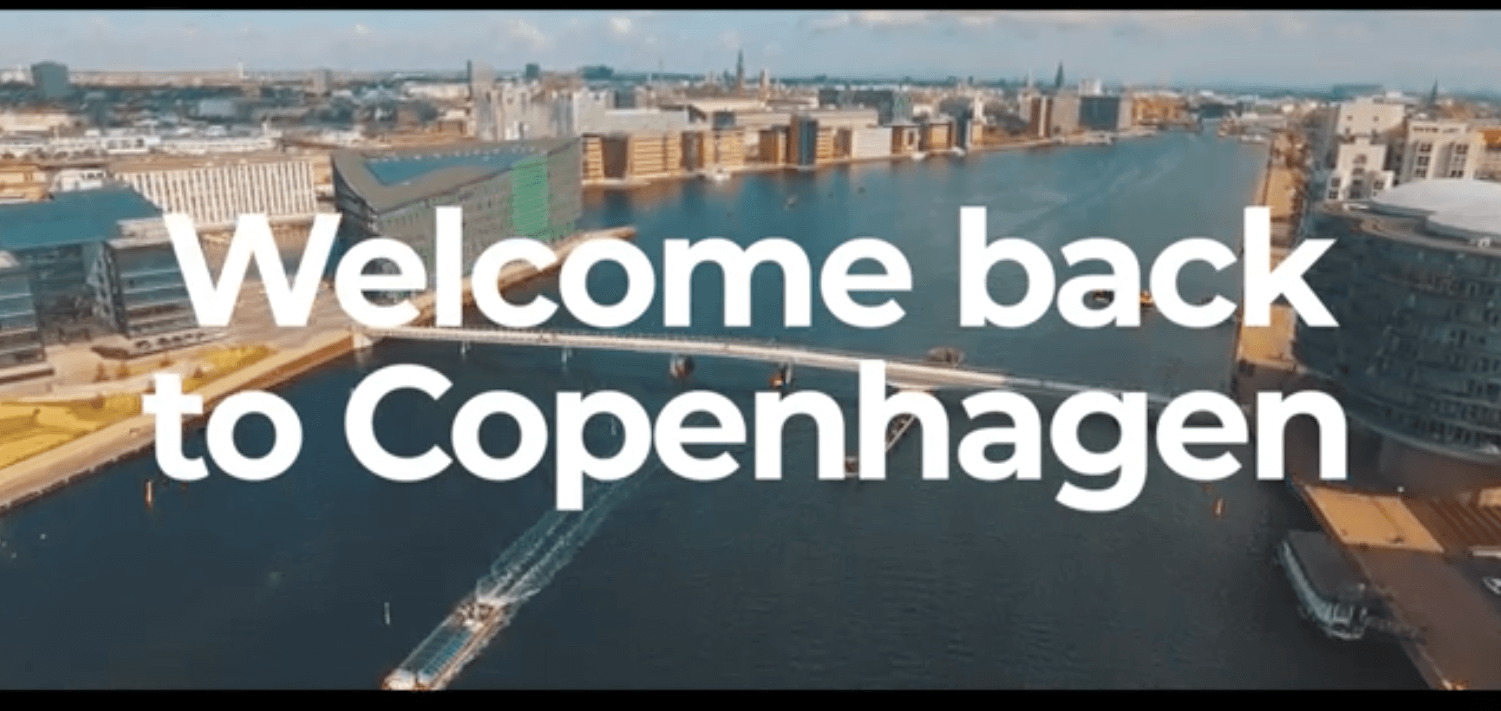 It's time to meet in Copenhagen again