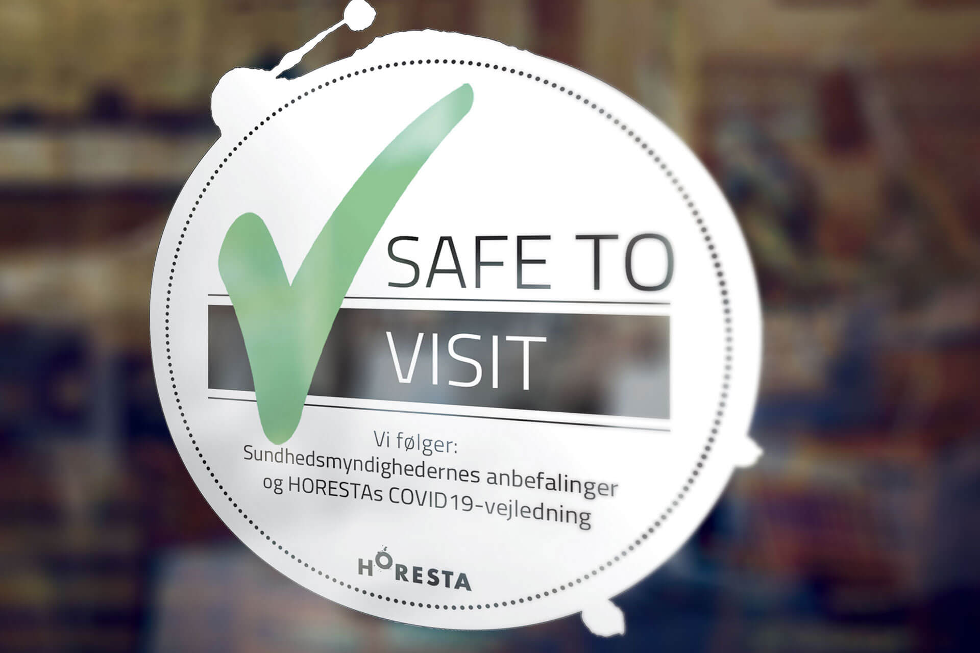 Safe to visit Horesta